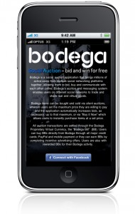 Bodega iPhone app