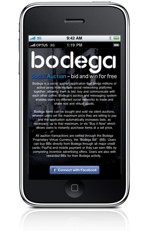 boeg app for iphone