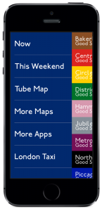 London Tube Map PRO iPhone 5 S
