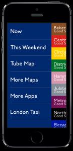 London Tube Map PRO iPhone 5 S